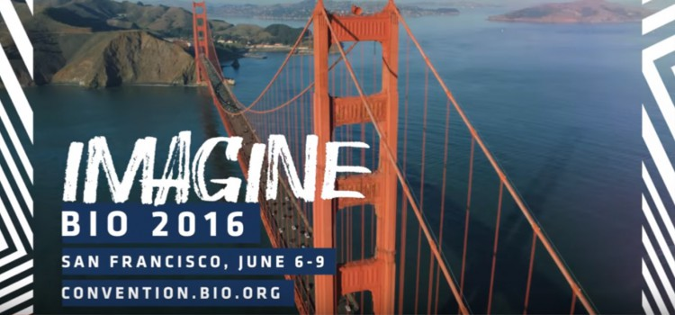 #BIO2016: June 6-9, 2016 in San Francisco