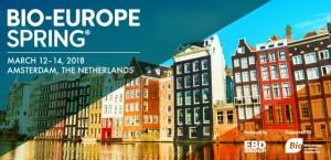 Bio Europe Spring Amsterdam 2018