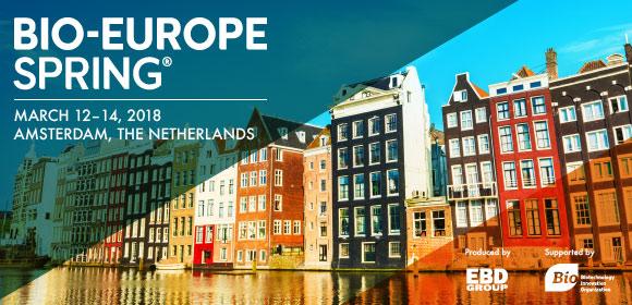 Oncomatryx at BIO EUROPE SPRING 2018